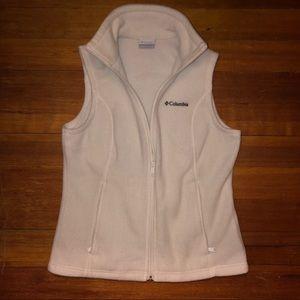 ⬜️◽️COMUMBIA - Fleece Vest ◽️⬜️